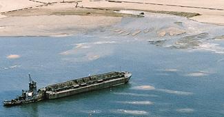チャンギ東海岸埋立(シンガポール)