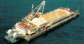 高性能砂撒船CB-2003