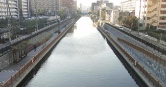 小名木川低水路整備工事(その8)